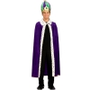 Mardi Gras King Robe and Crown Set